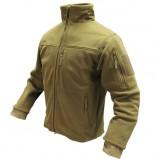 Condor 601: ALPHA Micro Fleece Jacket