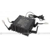 SYSTEMA Quattro Battery Charger (Black / Nero)