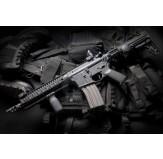 IA Custom RWC Systema PTW 9inch Daniel Defense - Black