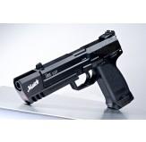 Umarex H&K USP .45 Match GBB Pistol (Black / Licensed)