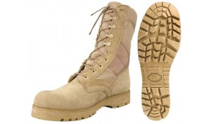 ROTHCO 5257 GI Type SIERRA Boot (TAN)